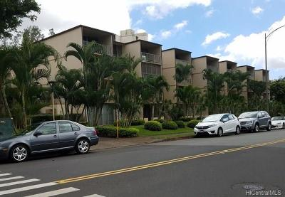 Mililani Condo/Townhouse For Sale: 95-045 Waikalani Drive #G406