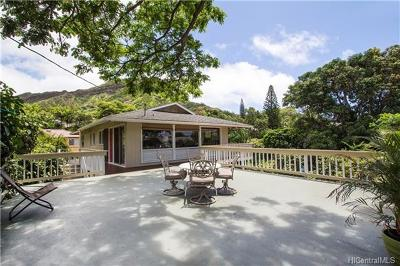 Single Family Home For Sale: 3012 Diamond Head Road