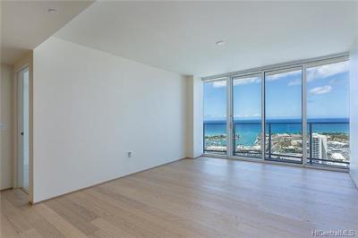 Hawaii County, Honolulu County Rental For Rent: 888 Kapiolani Boulevard #4207