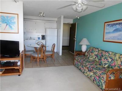 Honolulu Condo/Townhouse For Sale: 2240 Kuhio Avenue #1511