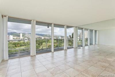 Honolulu Condo/Townhouse For Sale: 2233 Ala Wai Boulevard #9A