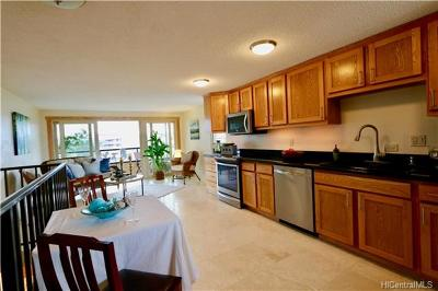 Waialua Condo/Townhouse For Sale: 68-024 Apuhihi Street #W501