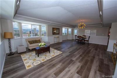 Honolulu Single Family Home For Sale: 3508 Puuku Mauka Drive