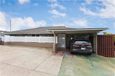 Honolulu Single Family Home For Sale: 1415 Koko Head Avenue