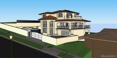 Honolulu Residential Lots & Land For Sale: 549 Moaniala Street