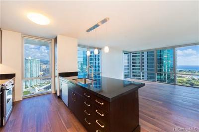 Hawaii County, Honolulu County Rental For Rent: 1189 Waimanu Street #2205