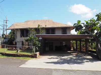Aiea Multi Family Home For Sale: 99-241 Ulune Street