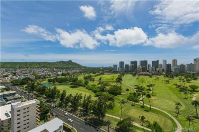 Honolulu HI Condo/Townhouse For Sale: $515,000