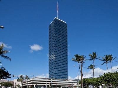 Honolulu Condo/Townhouse For Sale: 1750 Kalakaua Avenue #609