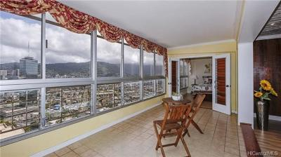 Honolulu HI Condo/Townhouse For Sale: $698,000