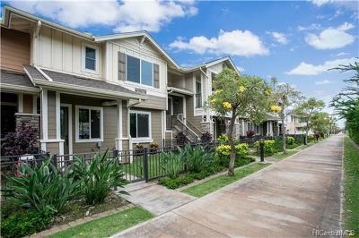 Kapolei HI Condo/Townhouse For Sale: $615,000