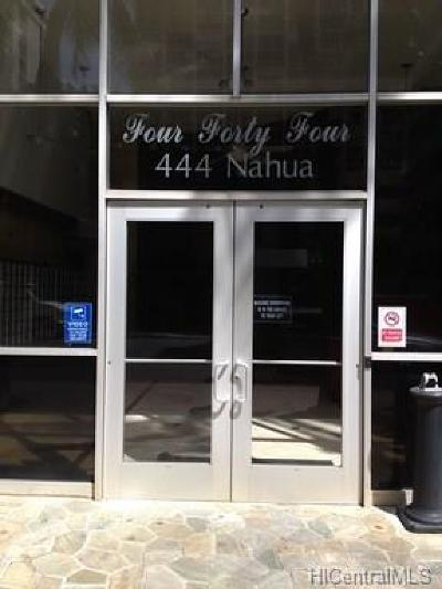 Rental For Rent: 444 Nahua Street #1706