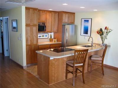 Honolulu, Kailua, Waimanalo, Honolulu, Kaneohe Rental For Rent: 46-261 Kahuhipa Street #306