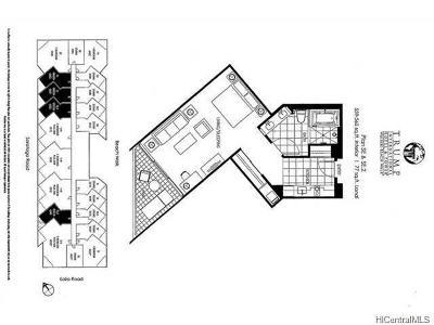 Condo/Townhouse For Sale: 223 Saratoga Road #2309