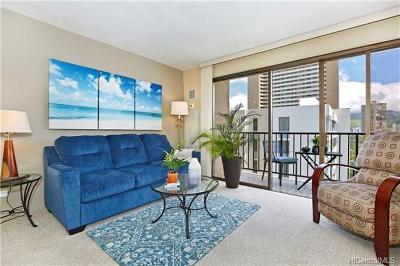 Rental For Rent: 2140 Kuhio Avenue #1001