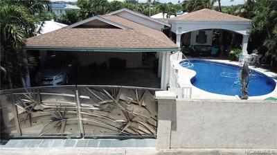 Single Family Home For Sale: 4530 Kilauea Avenue