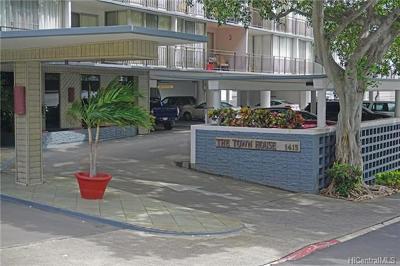 Honolulu, Kailua, Waimanalo, Honolulu, Kaneohe Rental For Rent: 1415 Victoria Street #502
