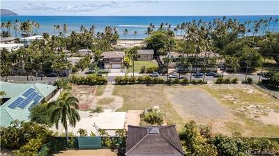 Honolulu Residential Lots & Land For Sale: 4758 Kahala Avenue