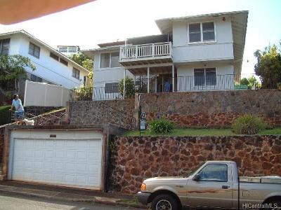 Central Oahu, Diamond Head, Ewa Plain, Hawaii Kai, Honolulu County, Kailua, Kaneohe, Leeward Coast, Makakilo, Metro Oahu, North Shore, Pearl City, Waipahu Rental For Rent: 2559 Peter Street