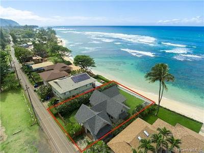 Waialua Single Family Home For Sale: 68-511 Crozier Drive