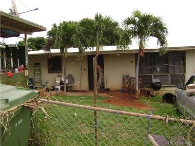 Kapolei HI Single Family Home For Sale: $550,000