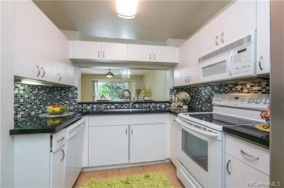 Honolulu Condo/Townhouse For Sale: 3054 Ala Poha Place #102