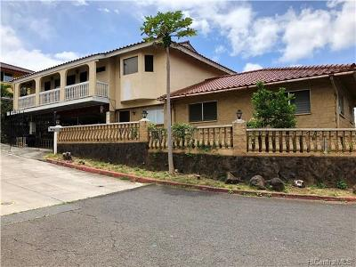 Waipahu Single Family Home For Sale: 94-079 Waikele Loop