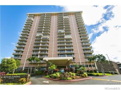 Aiea Condo/Townhouse For Sale: 98-450 Koauka Loop #206