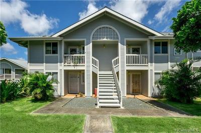 Waipahu Condo/Townhouse For Sale: 94-203 Paioa Place #P202