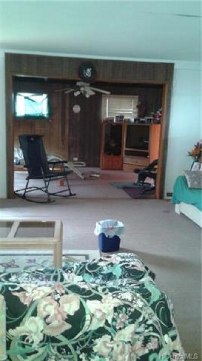 Waipahu Single Family Home In Escrow Showing: 94-1092 Lumi Street