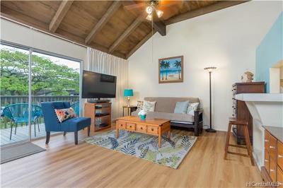 Kaneohe Condo/Townhouse For Sale: 47-724 Hui Kelu Street #1203
