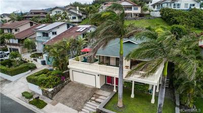 Honolulu County Single Family Home For Sale: 1110 Kaluanui Road
