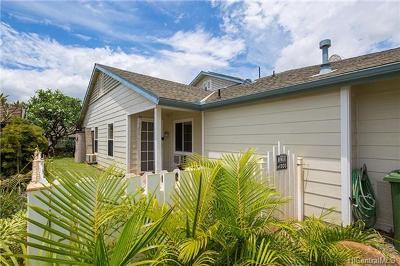 Waianae Single Family Home In Escrow Showing: 87-444 Kulahanai Street