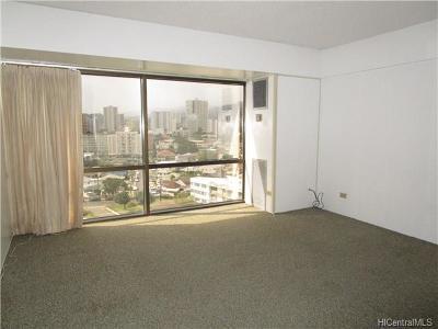 Honolulu Condo/Townhouse For Sale: 1750 Kalakaua Avenue #1201