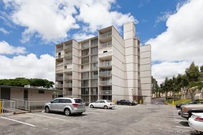 Condo/Townhouse For Sale: 95-2047 Waikalani Place #D201