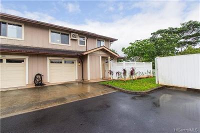 Mililani Condo/Townhouse In Escrow Showing: 95-989 Ukuwai Street #2306