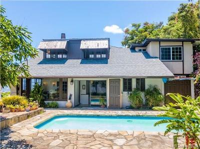 Honolulu Single Family Home For Sale: 2626 Ferdinand Avenue