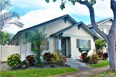 Single Family Home For Sale: 91-1104 Kaimalie Street
