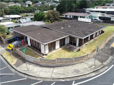 Pearl City Single Family Home In Escrow Showing: 2168 Aumakua Street