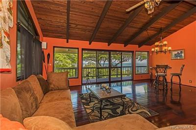 Single Family Home In Escrow Showing: 47-379 Lulani Street