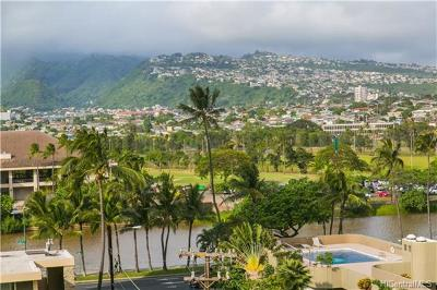 Honolulu Condo/Townhouse In Escrow Showing: 250 Ohua Avenue #6D