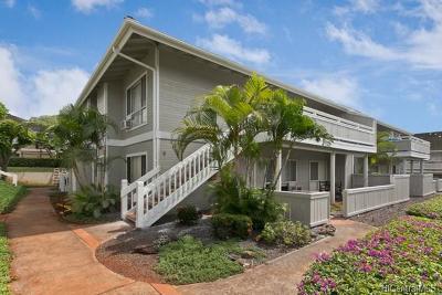 Waipahu Condo/Townhouse In Escrow Showing: 94-1261 Lumikula Street #3R