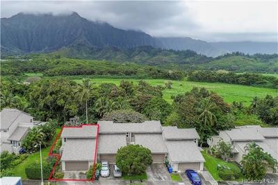 Kaneohe Condo/Townhouse In Escrow Showing: 46-270 Ahui Nani Place