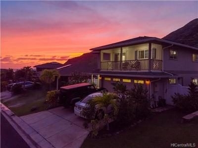 Waianae HI Single Family Home For Sale: $720,000
