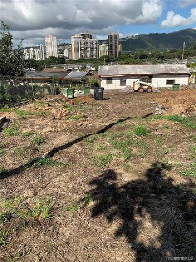 Honolulu Residential Lots & Land For Sale: 1848-A Puowaina Drive