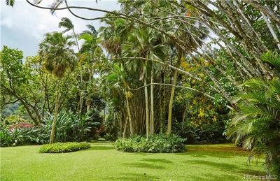 Honolulu Residential Lots & Land For Sale: 4157 Nuuanu Pali Drive