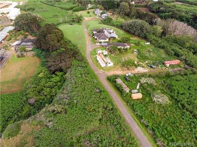 Honolulu County Residential Lots & Land For Sale: Kamehameha Highway #Lot 1