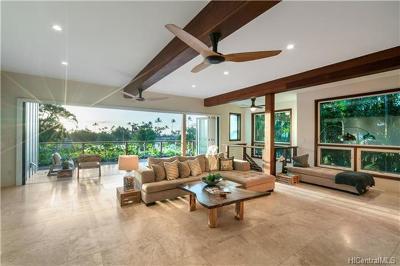 Single Family Home For Sale: 4316 Aukai Avenue
