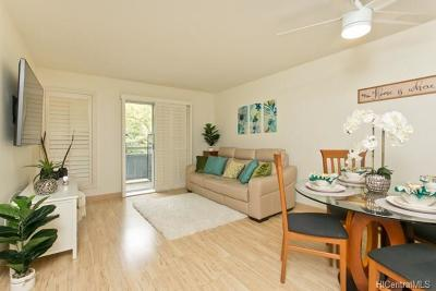Mililani Condo/Townhouse In Escrow Showing: 95-648 Wikao Street #G203