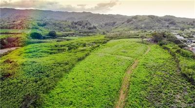 Honolulu County Residential Lots & Land In Escrow Not Showing: Kamehameha Highway #Lot 2